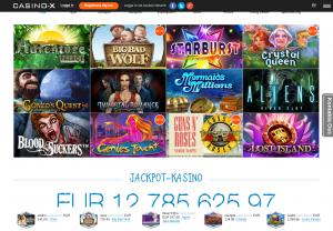 casino-x casinospel