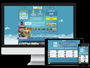 thrills casino mobilcasino dator
