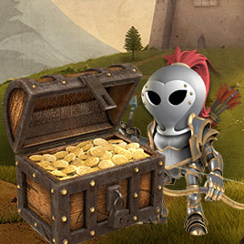 jackpot knights 50kr gratis