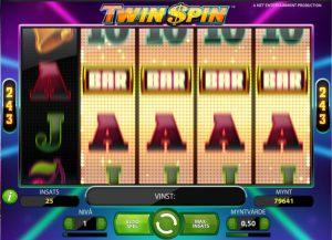 twinspin spelautomat