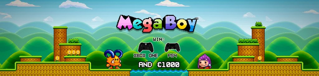 Spelautomaten Mega Boy