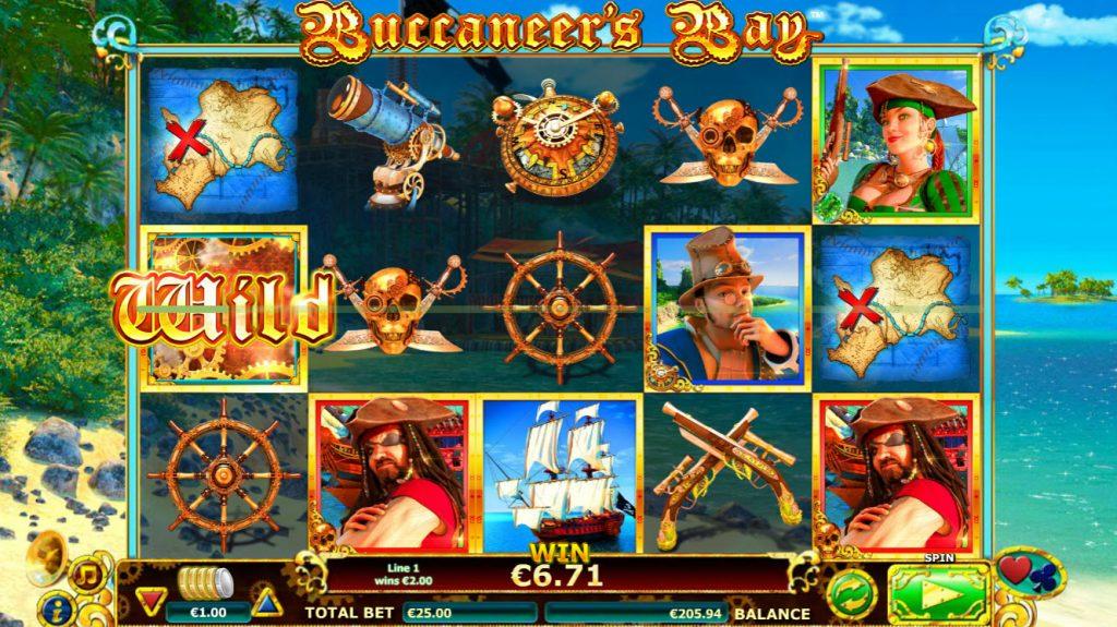 Treasure Island - Rizk Casino