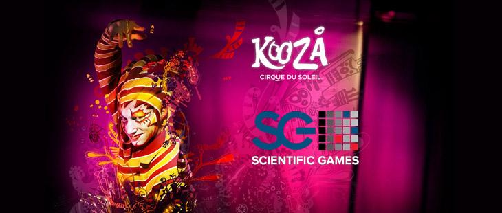 Koozå Cirque Du Soleil Banner