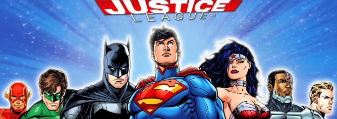 Spelautomaten Justice League