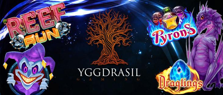 Yggdrasil Top 10