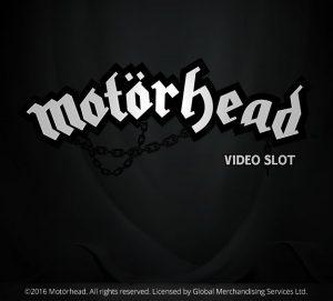 Motörhead hos Oddsautomaten