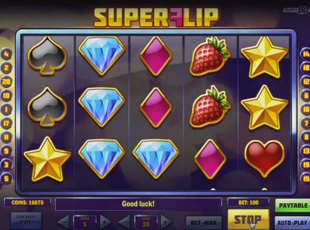Play'n GO Super Flip