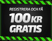 100 kronor gratis