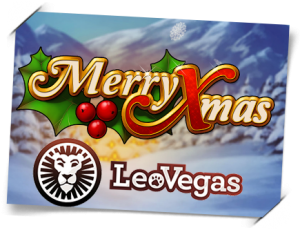xmas bonus leovegas