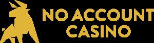 no account casino logo