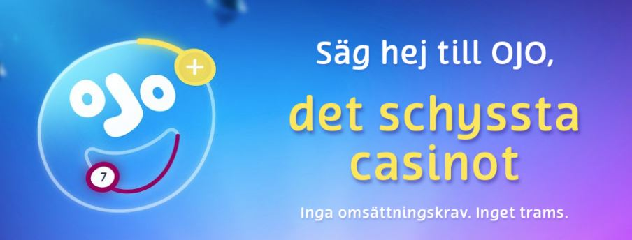 playojo nytt casino 2018