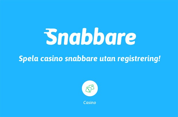 snabbare casino bonus