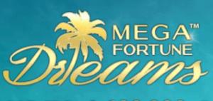 mega fortune dreams HETA jackpottar