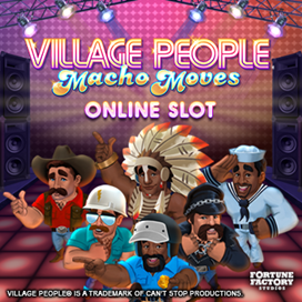 VillagePeople slot