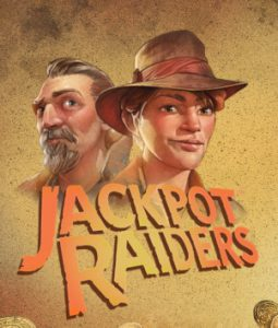 jackpot raiders 2 nya slots från Yggdrasil