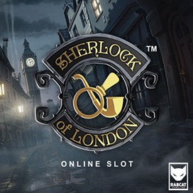 Nytt från Microgaming - Sherlock of London