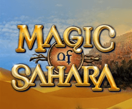 Nytt från Microgaming - Magic of Sahara