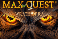 Wow-faktor på nytt spel - Max Quest: Wrath of Ra från Betsoft