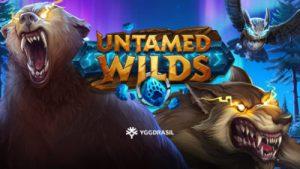 Nytt från Yggdrasil - Untamed Wilds slot