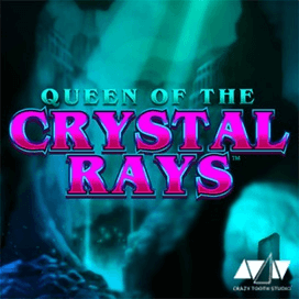 Nytt från Microgaming - Queen of the Crystal Rays