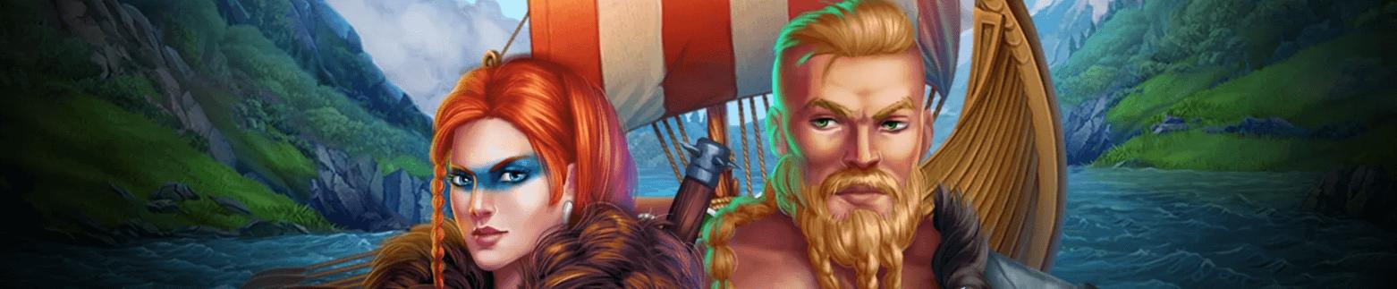 1x2 Gaming Asgard Warriors