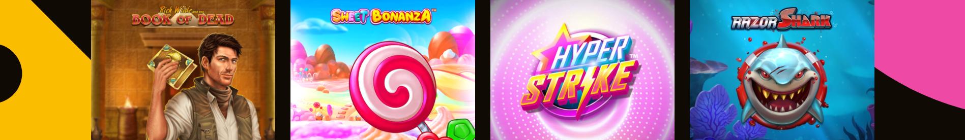 Swipe and Play - GoGo Casino
