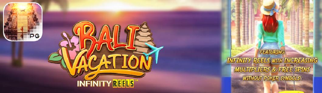 Bali Vacation Infinity Reels